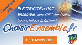 Nouvelle Campagne de l'Energie moins chère ensemble !