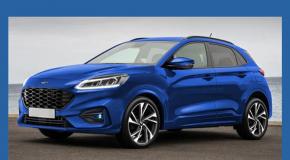 Ford Puma (2020)  Premières impressions