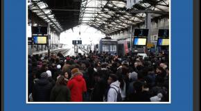 Grève des transports hiver 2019-2020  Quel impact sur les usagers?