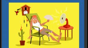 Coronavirus  Faire face à la chaleur pendant le confinement