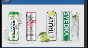 Marketing alimentaire  Les boissons alcoolisées gazeuses débarquent