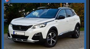 Peugeot 3008 (2020)  Premières impressions