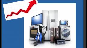 Électroménager et informatique  Les tarifs repartent à la hausse