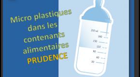 Microplastiques  Attention aux biberons et bouilloires en polypropylène