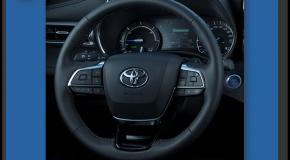 Toyota Highlander Hybride  Premières impressions