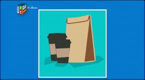 Fast-foods – La quantité de déchets s'emballe